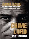 Crimelord (eBook): The Licensee: The True Story of Tam McGraw