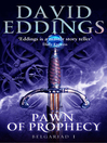Pawn of Prophecy The Belgariad Series, Book 1