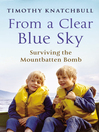 From a Clear Blue Sky (eBook)