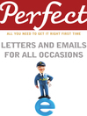 Perfect Letters and Emails for All Occasions (eBook)