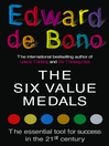 The Six Value Medals (eBook)