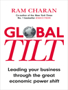 Global Tilt (eBook): Leading Your Business Through the Great Economic Power Shift