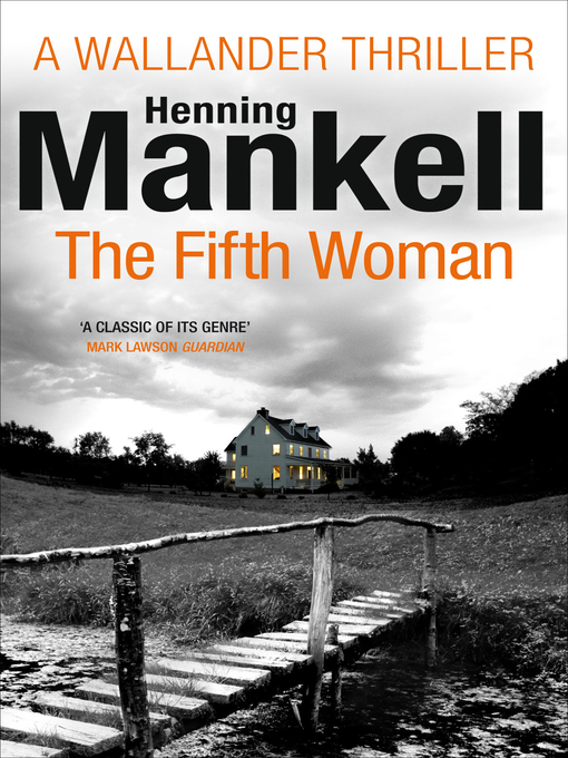 The Fifth Woman (eBook): Kurt Wallander