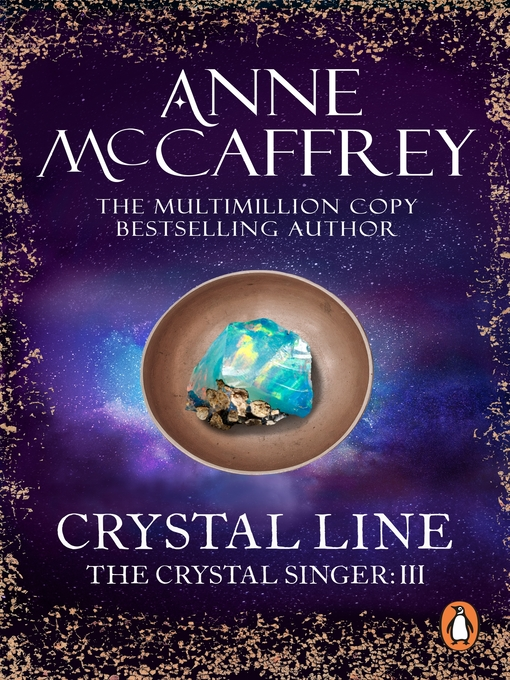 Crystal Line (eBook): Crystal Singer Series, Book 3