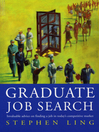 Graduate Job Search (eBook)