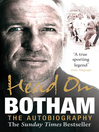 Head On--Ian Botham (eBook): The Autobiography