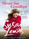 Never Say Goodbye (eBook)