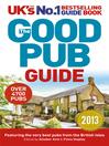 The Good Pub Guide 2013 (eBook)