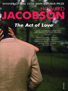 The Act of Love (eBook)