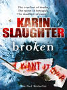 Broken (eBook): Will Trent Series, Book 4
