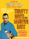 Thrifty Ways For Modern Days (eBook)