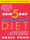 The New 5 Day Miracle Diet (eBook)