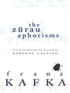The Zürau Aphorisms (eBook)