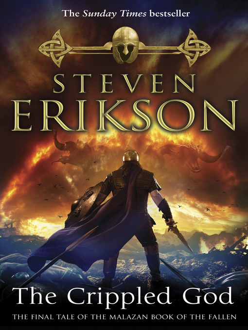 The Crippled God (eBook): The Malazan Book of the Fallen 10