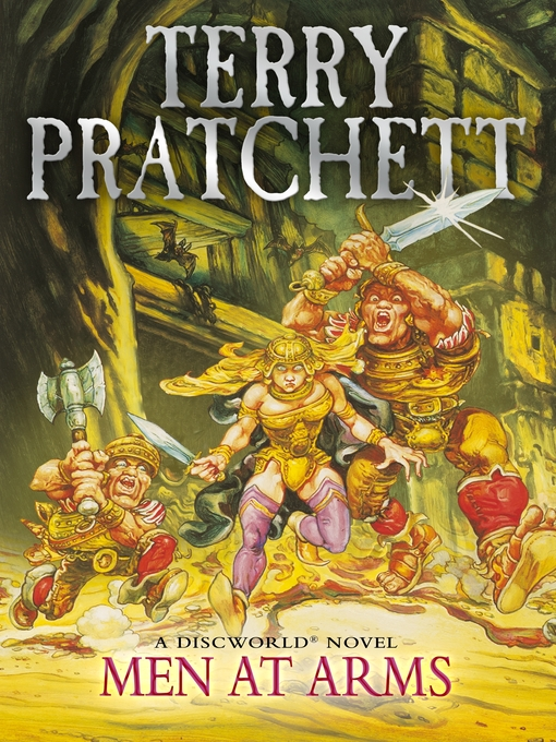 Men At Arms (eBook): (Discworld Novel 15)
