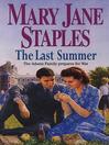 The Last Summer (eBook)