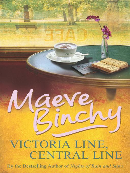 Victoria Line, Central Line (eBook)