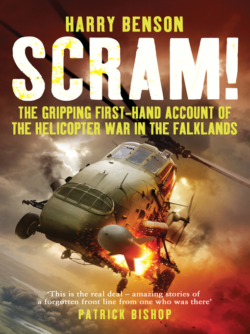 Scram! (eBook): The Gripping First-hand Account of the Helicopter War in the Falklands