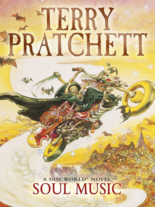 Soul Music (eBook): Discworld Series, Book 16