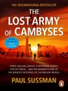 The Lost Army of Cambyses (eBook)