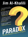 Paradox (eBook): The Nine Greatest Enigmas in Physics