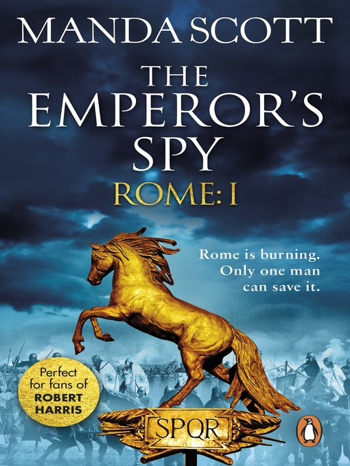 Rome (eBook): The Emperor's Spy: Rome 1