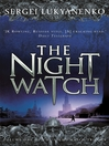 The Night Watch (eBook): Watch Series, Book 1