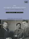 The Auden Generation (eBook)