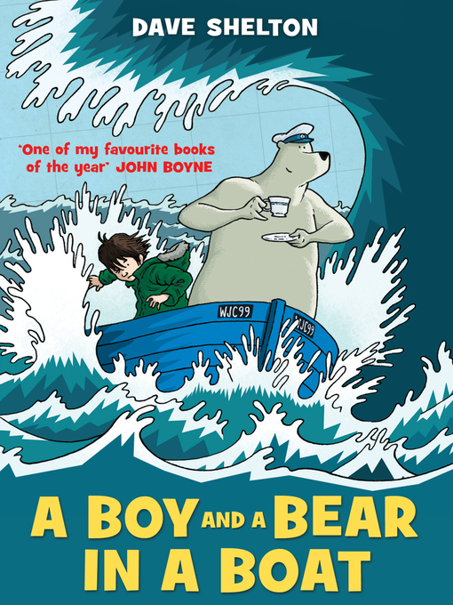 A Boy and a Bear in a Boat (eBook)