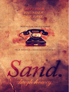 Thunder Due East (eBook): Sand Series, Book 4