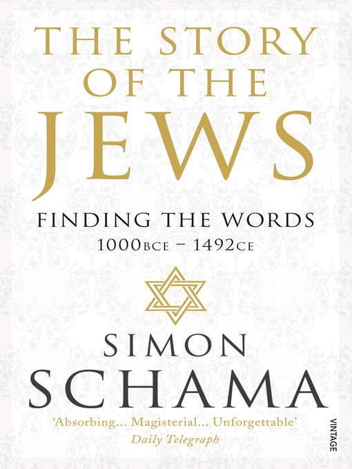 The Story of the Jews (eBook): Finding the Words (1000 BCE – 1492)
