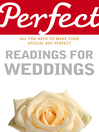 Perfect Readings for Weddings (eBook)