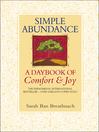 Simple Abundance (eBook)
