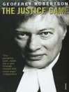 The Justice Game (eBook)