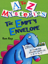 The Empty Envelope (eBook): A to Z Mystery Series, Book 5