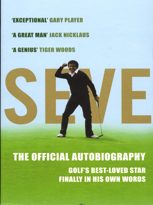 Seve (eBook): The Autobiography