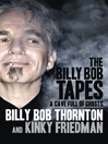 The Billy Bob Tapes (eBook): A Cave Full of Ghosts