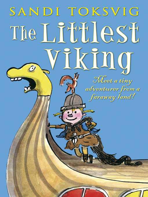 The Littlest Viking (eBook)