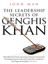 The Leadership Secrets of Genghis Khan (eBook)