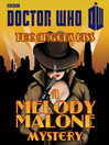 Doctor Who (eBook): The Angel's Kiss: A Melody Malone Mystery