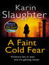 A Faint Cold Fear (eBook): Grant County Series, Book 3
