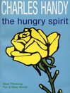 The Hungry Spirit (eBook): New Thinking for a New World