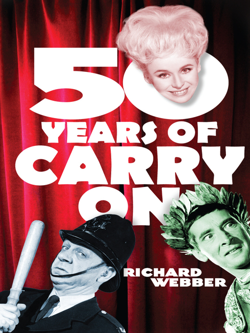 Fifty Years of Carry On (eBook)