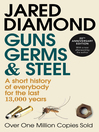 Guns, Germs and Steel (eBook)