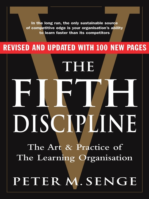 The Fifth Discipline (eBook): The Art and Practice of the Learning Organization: