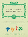 I Never Knew That About Ireland (eBook)