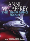 The Ship Who Sang (eBook)