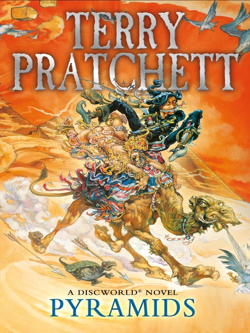 Pyramids (eBook): Discworld Series, Book 7