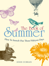 The Book of Summer (eBook): How to Stretch Out Those Halcyon Days