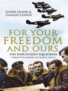For Your Freedom and Ours (eBook)